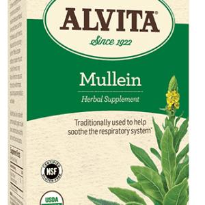 Mullein Leaf Tea, 24 Tea Bags, .93 oz (26.4 g)