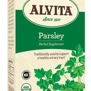Parsley Tea, Caffeine Free, 30 Tea Bags, 1.625 oz (43 g), Alvita Teas