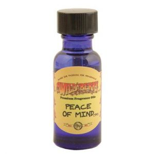 peace of mind fragrance oil