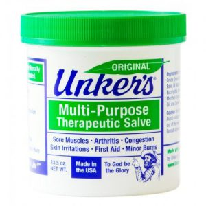 13.5 oz unkers medicated salve