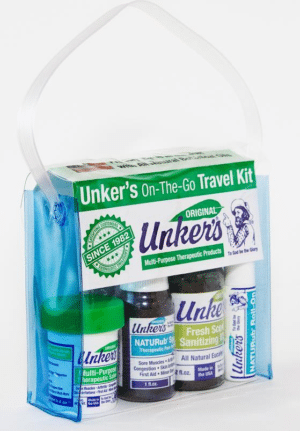 unkers travel kit